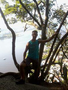 Árvore e eu
