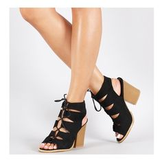 See you soon Colette  lace-up heel arriving next week!