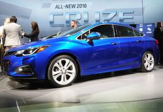 Chevrolet reveals 2016 Cruze with lighter, more powerful and more efficient design (PHOTOS) | Inhabitat - Sustainable Design Innovation, Eco Architecture, Green Building