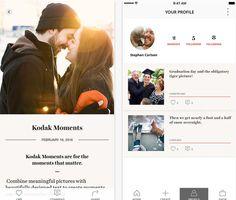 #Fotografía #fotos #Kodak Kodak presenta app para compartir nuestros mejores momentos en fotos