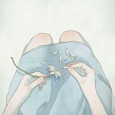 Art And Illustration, Character Illustration, Fan Art Anime, Anime Art Girl, Anime Angel Girl, Anime Girl Crying, Aesthetic Art, Aesthetic Anime, Dessin Old School