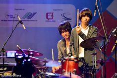 Yuji and Toru collaborating