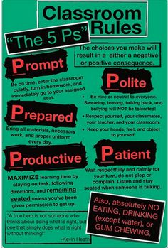 5 Wonderful Posters for Your Classroom ~ Educational Technology and Mobile Learning