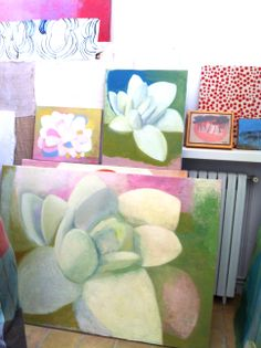 Mercedes Laguens, estudio