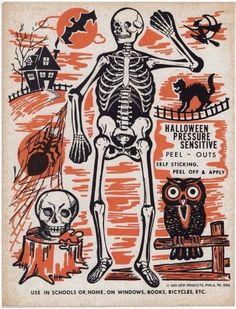 A Vintage Halloween Tales Of Halloween, Halloween Eve, Halloween Artwork, Retro Halloween, Halloween Items, Halloween Pictures, Holidays Halloween, Happy Halloween, Halloween Goodies