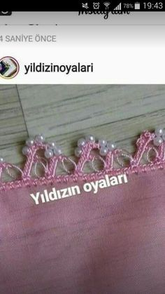 This post was discovered by Azra Zeynep. Discover (and save!) your own Posts on Unirazi. Needle Lace, Bargello, Crochet Projects, Tatting, Needlework, Diy And Crafts, Crochet Patterns, Crafty, Beads