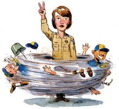 cub scout clip art; omg...this is so true!