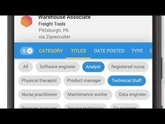(1) Find your next job, with Google - YouTube