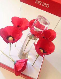 Cofre exclusivo 15 años de Flower by Kenzo