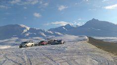 The White Pass summit on the Yukon and Alaska Border. Yukon Alaska, Yukon Territory, Canada, Mount Everest, America, Mountains, Trains, Nature, Outdoors