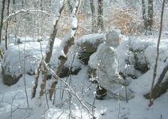 """Snow Time for PenCott """"Snowdrift"""""""