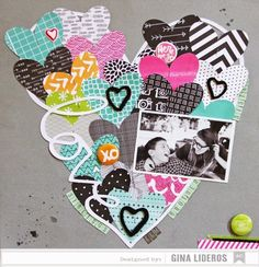 Sibling Love *American Crafts DT by myfrogprince at @studio_calico