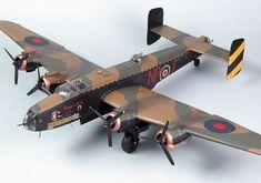 Handley Page Halifax B. Mk.III (Fonderie Miniature 1/48)