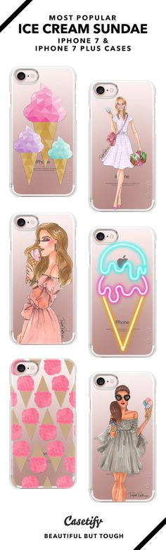 """Ice Cream solves Everything. Funny Phone Cases, Iphone Cases Cute, Cute Cases, Iphone 7 Plus Cases, Phone Covers, Iphone 4s, Teen Life Hacks, Phone Accesories, Ipod Touch Cases"