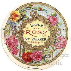 imagenes vintage etiquetas de perfumes - Buscar con Google