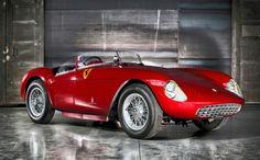 Ferrari 500 Mondial Spider 1954