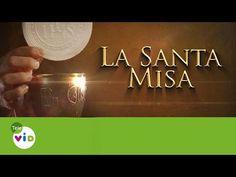 MI RINCON ESPIRITUAL: La Santa Misa 5 De Junio De 2017 - Tele VID (Eucar...