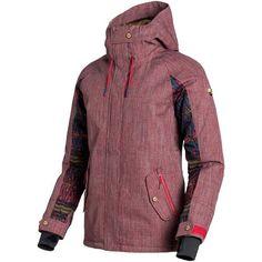 1aa54730769d Roxy Lodge Snowboard Jacket - Womens