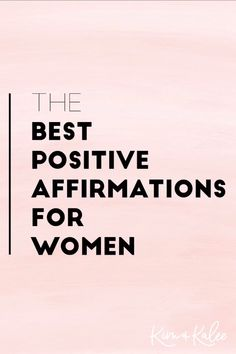 The Best Daily List of Positive Affirmations for Women - Kim and Kalee quotestoliveby dailyaffirmations positivemindset quotesinspirational positivequotes 457959855858787887 Affirmations Positives, Affirmations For Women, Daily Positive Affirmations, Positive Mindset, Short Inspirational Quotes, Inspirational Artwork, Inspirational And Motivational Quotes, Inspiring People Quotes, Business Motivational Quotes