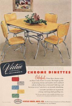 Chrome Dinette                                                                                                                                                                                 More