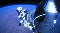 Austrian Felix Baumgartner becomes the first skydiver to break the speed of sound, reaching a maximum velocity of 833.9mph (1,342km/h).