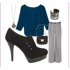 """""""Business Casual"""" by franco-sarto on Polyvore"""