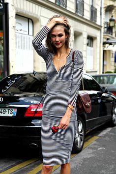 I love stripes. Always.