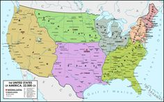 The United States in 22,000 CE by rubberduck3y6