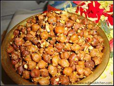 "Black Chickpeas Sundal   Subbus Kitchen - ""Black Chickpeas (Kondakadalai) Sundal is yet another varietyprepared by devotees on the auspicious occasion of Navarathri""! Read more: http://www.subbuskitchen.com/2012/10/black-chickpeas-sundal.html?utm_source=feedburner&utm_medium=email&utm_campaign=Feed%3A+SubbusKitchen+%28Subbus+Kitchen%29#.Ukggl9KmZ8M"