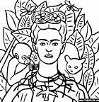 dibujos de frida kahlo - Bing images