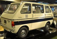SUZUKI : OLD VAN Archives