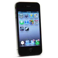 APPLE IPHONE 4 * 8GB * SPRINT * CLEAN ESN BLACK