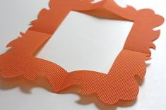 How About Orange: DIY fabric wall decals Picture Borders, Diy And Crafts, Paper Crafts, Framed Fabric, Home Wall Decor, Origami Paper, Diy Tutorial, Wall Decals, Projects To Try