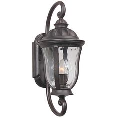 Craftmade Frances H Oiled Bronze Outdoor Medium Base Outdoor Wall Light at Lowe's. Elegantly simple, the Frances collection is perfection at its finest. Traditionally styled design with hammered clear glass and an oiled bronze finish, Outdoor Barn Lighting, Outdoor Ceiling Fans, Outdoor Wall Lantern, Outdoor Wall Sconce, Wall Sconce Lighting, Outdoor Walls, Wall Sconces, One Light, Wall Lights