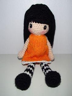 Amigurumi Wybie Doll : 1000+ images about Crochet on Pinterest Amigurumi ...