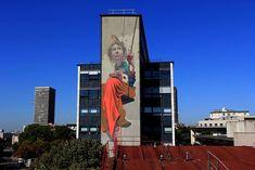 "Stunning Murals By ""Etam Cru"" Turn Boring Buildings Into Works Of Art #art #artist #boredpanda"