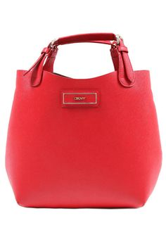 i am obsessed with this dkny bag. i saw it in red and green today. i want! I want!