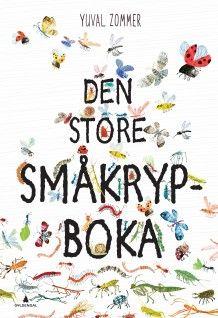 Den store småkrypboka av Yuval Zommer (Innbundet) Ark, Store, Decor, Decoration, Larger, Decorating, Shop, Deco