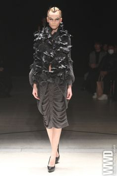 Yasutoshi Ezumi RTW Fall 2012