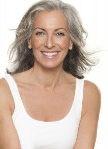 grey hair is beautiful | Gray and Beautiful, going gray