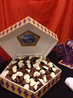Harry Potter theme Bat Mitzvah by Gold Events, via Flickr