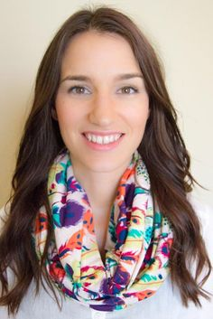 Infinity Nursing Scarf  Jewel Toned Feather. Full by Medahm, $20.00