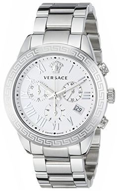 movado men s 0606803 movado circa analog display swiss quartz versace men s p6c99gd002 s099 pair analog display quartz silver watch versace