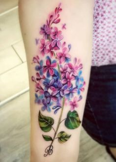 Watercolor Tattoos Will Turn Your Body into a Living Canvas - floral watercolor tattoo © tattoo artist Alpha Ink Gdynia 📌🌺❤🌺❤🌺❤🌺❤🌺❤ - Finger Tattoos, Flower Wrist Tattoos, Body Art Tattoos, Sleeve Tattoos, Watercolor Tattoo Shoulder, Shoulder Tattoo, Watercolor Tattoos, Floral Watercolor, Pretty Tattoos