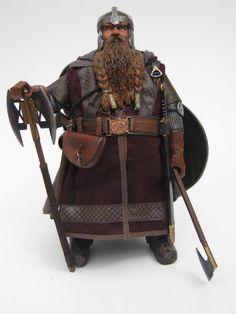 Gimli,son of Gloin,dwarf of the Clan of Durin.LOTR. - OSW: One Sixth Warrior Forum