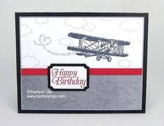 Sky is the Limit - Get it While You Can! - Barbstamps!! Barb Mullikin Stampin' Up! Demonstrator