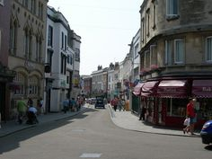 """Sandford, """"Hot Fuzz""""- Wells, Somerset, UK 