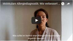 Ein Erklävideo zur #molekularen #Allergiediagnostik und wie sie die Wirksamkeit der #Hyposensibilisierung verbessern kann!