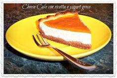 Cheese-cake con ricotta e yogurt greco 0% by mey74 - Pagina 1