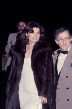 """Jackie Kennedy Onassis at """"The Glory of Russian Costume"""" Exhibit Opening, December 6, 1976"""
